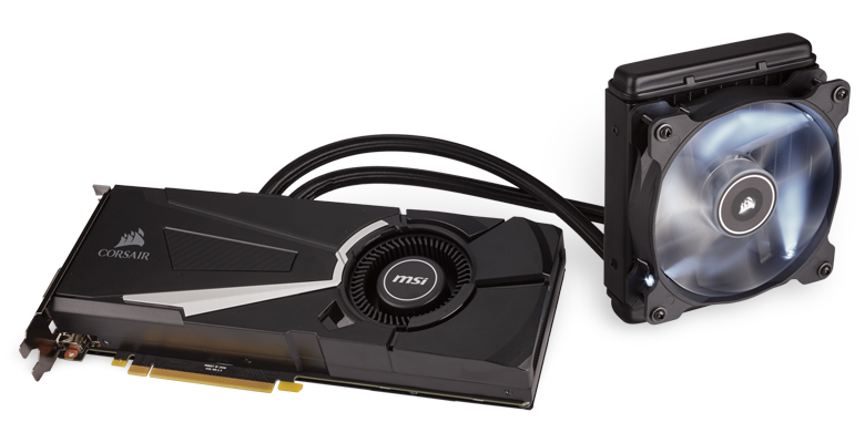 Corsair Hydro GeForce GTX 1080