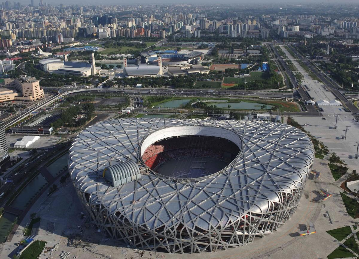The league of legends world championship 2017 will be for The bird s nest stadium